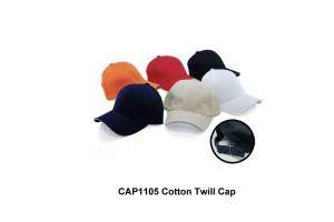 CAP1105-Cotton-Twill-Cap