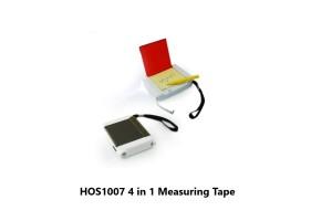 HOS1007 4 in 1 Measuring Tape