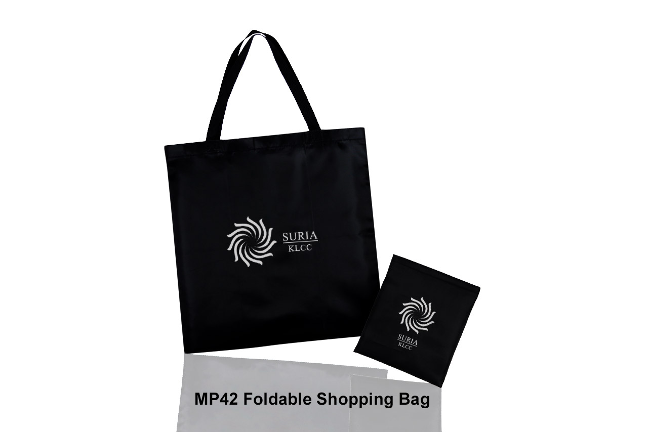 Mp42 Foldable Shopping Bag